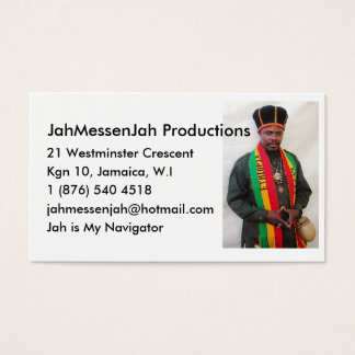 LUCIANO Jah MessenJah Profile Card