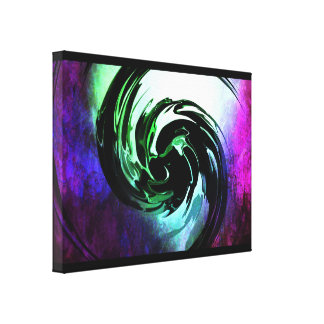Lucid Dreaming Spiral 2 Canvas Print