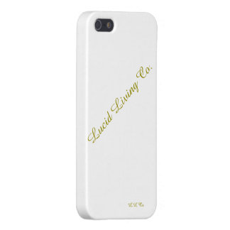 Lucid Living Co. iPhone 5/5S Matte Finish Case
