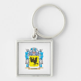 Lucien Coat of Arms - Family Crest Keychains