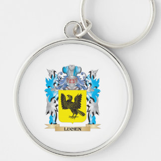 Lucien Coat of Arms - Family Crest Key Chain