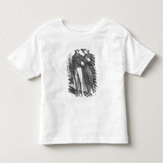 Lucien de Rubempre and Carlos Herrera Toddler T-shirt