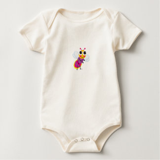 Luciérnaga Body Para Bebé