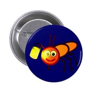 Luciérnaga firefly firebug pin