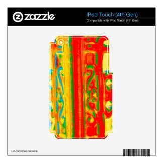 Luciérnaga Skins Para iPod Touch 4G