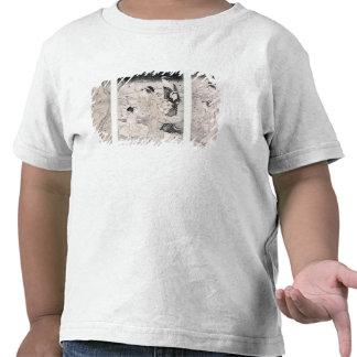 Luciérnagas de la caza en el anochecer, 1796-97 camiseta