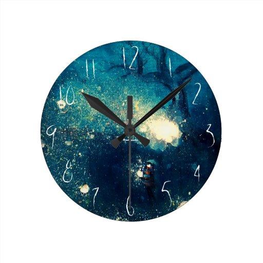 Luciérnagas - el reloj de los niños de encargo ilu