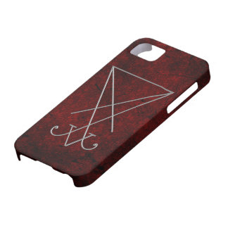 Lucifer Alchemy Sigil Gothic Art iPhone SE/5/5s Case