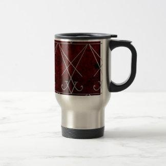 Lucifer Alchemy Sigil Gothic Art 15 Oz Stainless Steel Travel Mug
