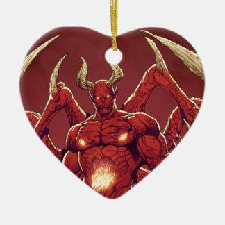 Lucifer el diablo, el príncipe de la oscuridad, Sa Adorno