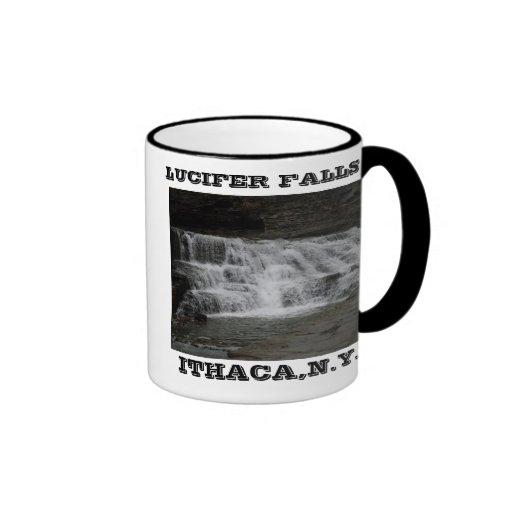 LUCIFER FALLS, ITHACA,N.Y.mug