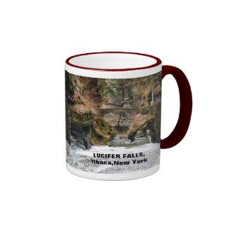 LUCIFER FALLS,Ithaca,New York  mug