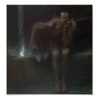 Lucifer Póster