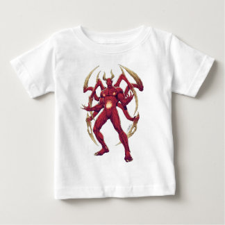 Lucifer the Devil, the Prince of Darkness, Satan Baby T-Shirt