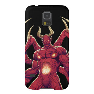 Lucifer the Devil, the Prince of Darkness, Satan Galaxy S5 Cases