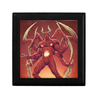 Lucifer the Devil, the Prince of Darkness, Satan Jewelry Box