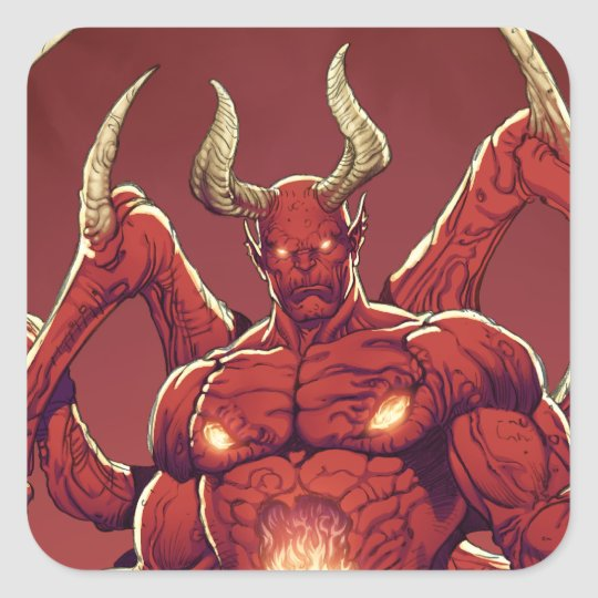 Lucifer Lucifer: Lucifer The Devil, The Prince Of Darkness, Satan Square