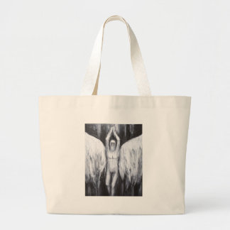 Lucifer the Morning Star descending to the Abyss Canvas Bag