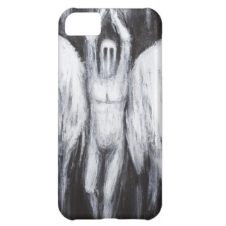 Lucifer the Morning Star descending to the Abyss iPhone 5C Case