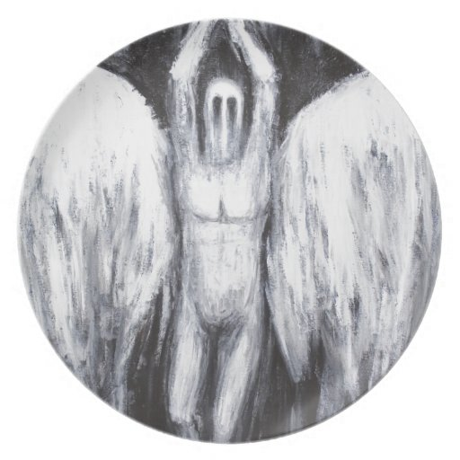 Lucifer The Morning Star Descending To The Abyss Plates