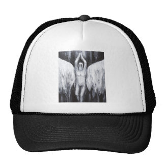 Lucifer the Morning Star descending to the Abyss Trucker Hat