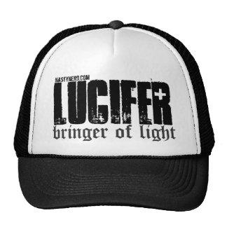lucifer trucker hat