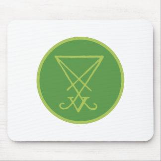 Luciferian Symbol Mouse Pad