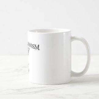 Luciferianism Left-Hand Path Devotion & Allegiance Classic White Coffee Mug