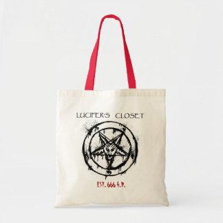 Lucifer's Closet EST. 666 A.D. Bag