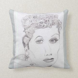 Lucille Ball Pillow