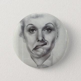 Lucille Ball Pinback Button