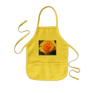 """Lucille Ball Rose Print"" Apron"