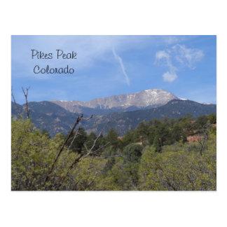 Lucios Colorado Springs máximo Tarjetas Postales