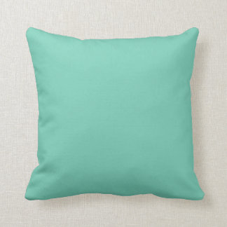 Lucite Green Spring 2015 Solid Color Throw Pillow