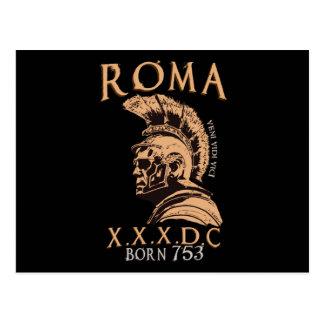 Lucius, a famous Roman Centurion Postcard