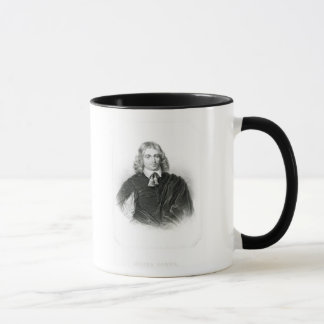 Lucius Carey  illustration Mug