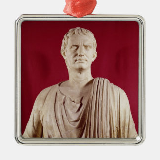 Lucius Cornelius Sulla  Orating Metal Ornament