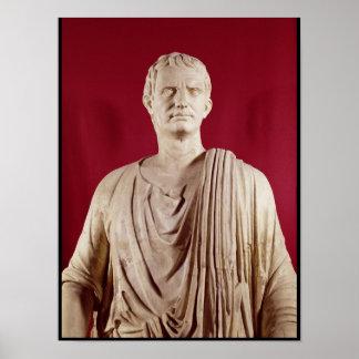 Lucius Cornelius Sulla  Orating Poster