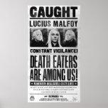 Lucius Malfoy quiso el poster