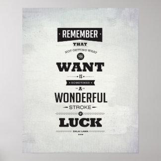 """Luck - 8""""x10"""" Art Print"""