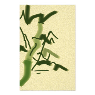 Luck and Bamboo Stationery