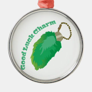 Luck Charm Christmas Tree Ornaments