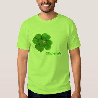 Luck cookie t shirt