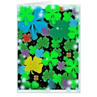 Luck Heaven Card