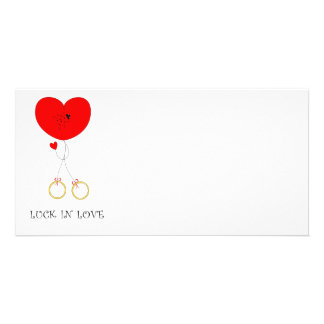 luck in love picture card
