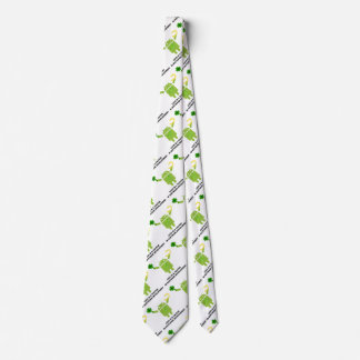 Luck Is A Factor In Software Development Bugdroid Tie