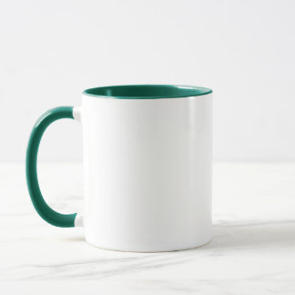 Luck is Being Married To An Irishman Mug