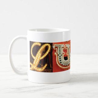 LUCK Mug by JimmyBrand