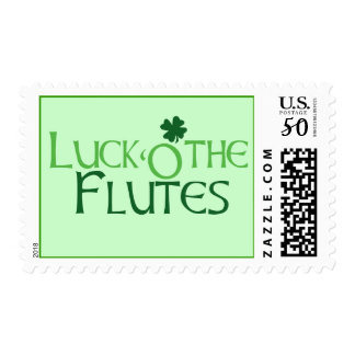Luck 'O the Flutes Postage