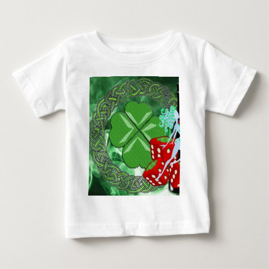 LUCK O THE IRISH BABY T-Shirt